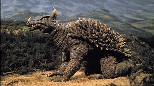 Anguirus the Great and Powerful
