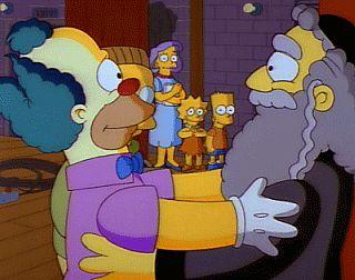 Like father like clown simpsons wiki - Clown simpson ...