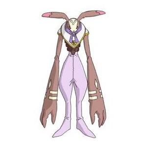 Digimon Frontier / Season Two: profile Antylamon