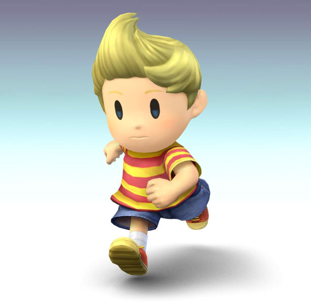 Lucas/Super Smash Bros. - EarthBound Wiki - This wiki stinks!