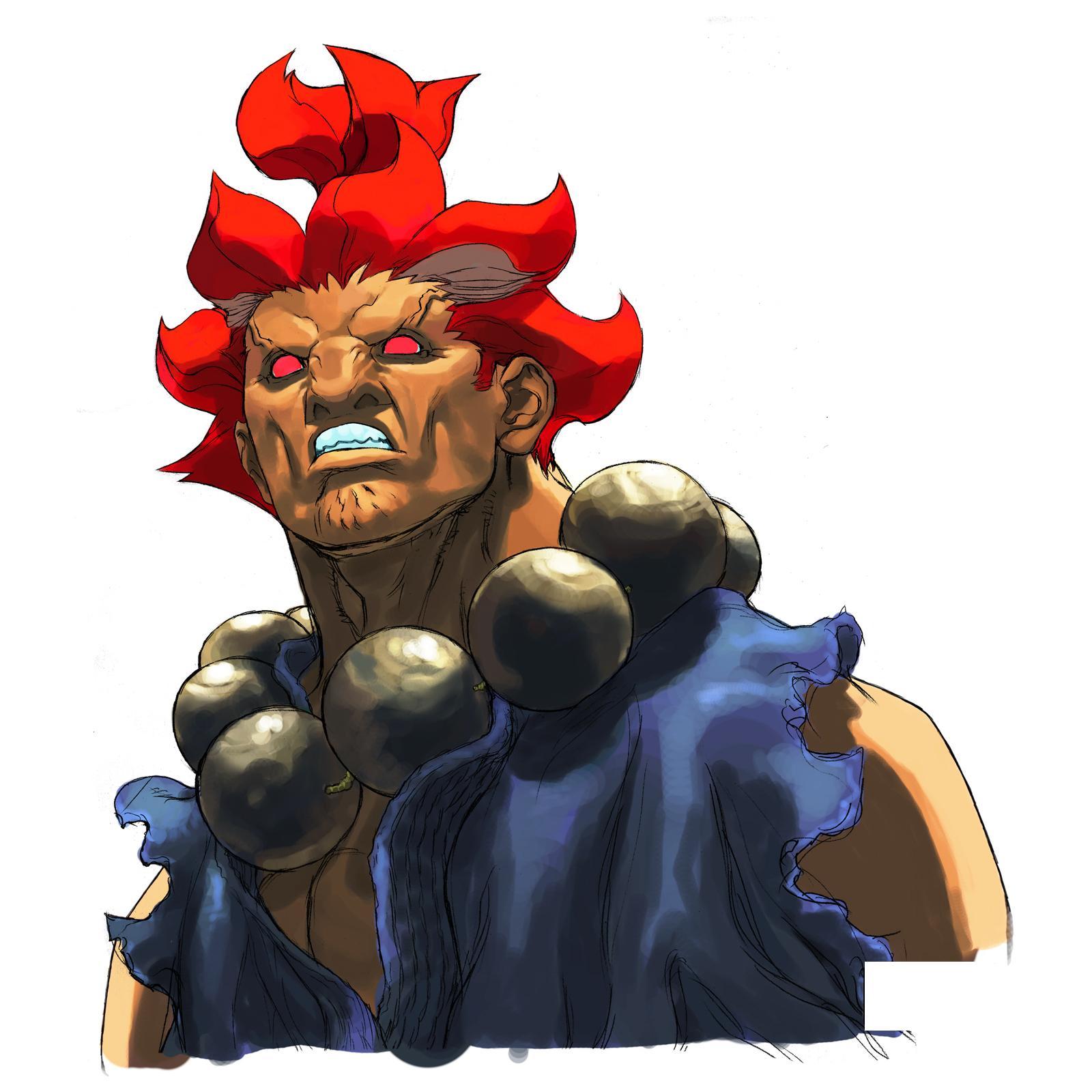 Akuma - The Street Fighter Wiki - Street Fighter 4, Street Fighter