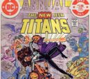 New Teen Titans Annual Vol 1 1
