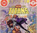 New Teen Titans Annual Vol 1 1