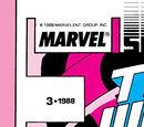 West Coast Avengers Annual Vol 1 3