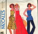 McCall's Sample Aprons B