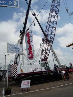Cranes at