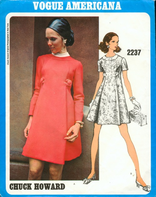 Vogue 2237 Vintage Sewing Patterns Wikia