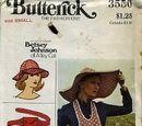 Butterick 3550