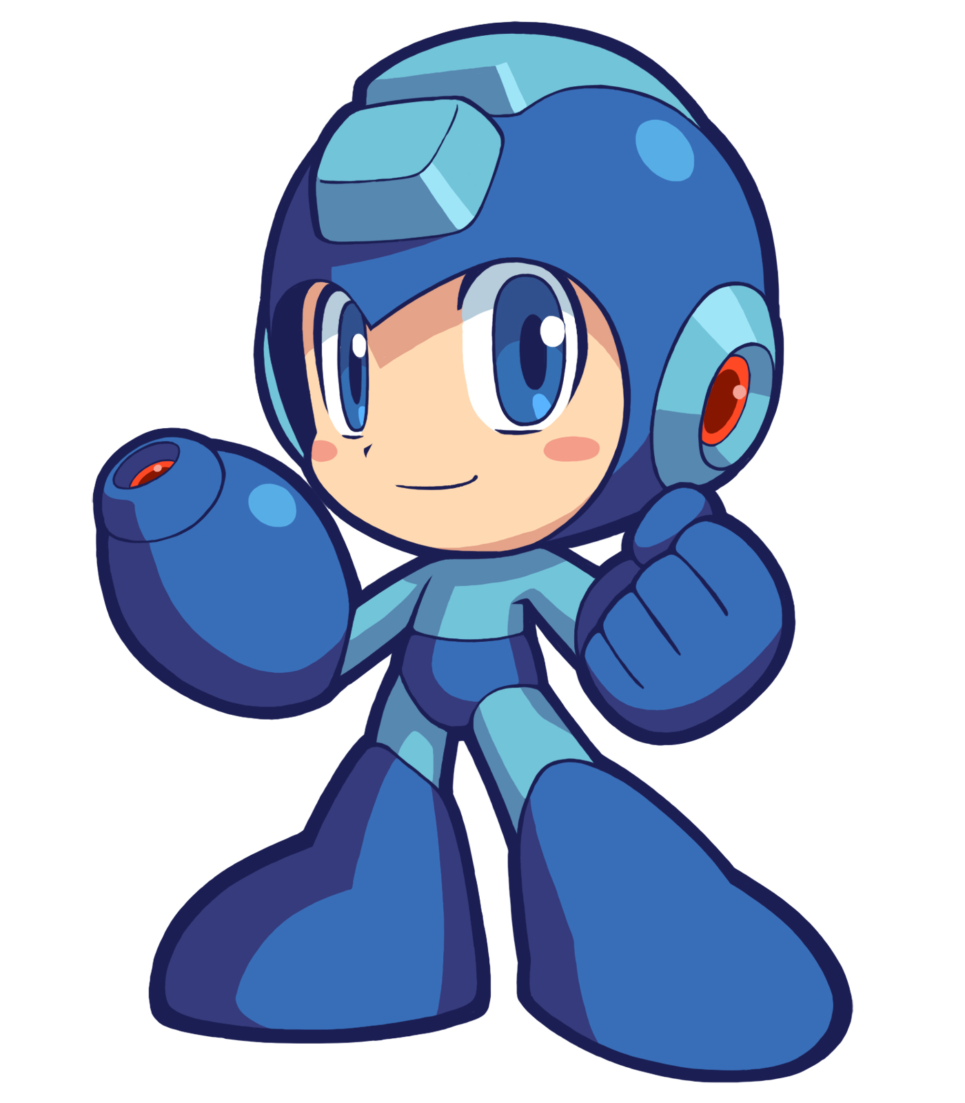 MegamanMMPU The Challenge