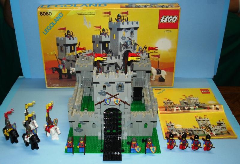 6080 King S Castle Brickipedia The Lego Wiki