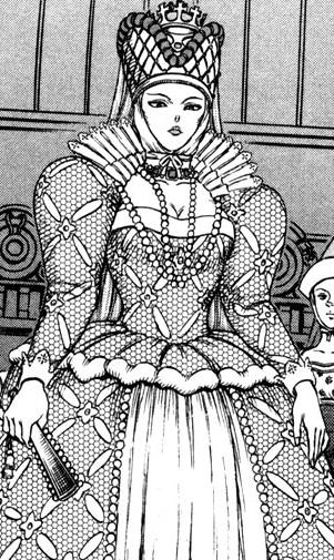 Queen Of Midland Berserk Wiki Berserk Manga And Anime