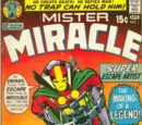Mister Miracle Titles