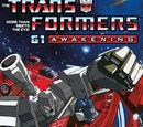The Transformers G1: Awakening