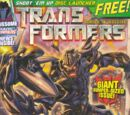 Transformers Comic issue 13