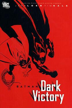 Batman Dark Victory TP