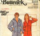 Butterick 5151