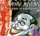 Batman: Arkham Asylum - Tales of Madness Vol 1 1