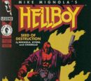 Mike Mignola/Cover Artist