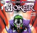 Joker's Asylum: The Joker Vol 1 1