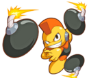 Mega Man Powered Up Robot Master Images