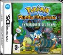 Pokémon Mundo Misterioso: Exploradores del Tiempo y Exploradores de la Oscuridad