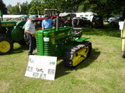 John Deere Model M Crawler