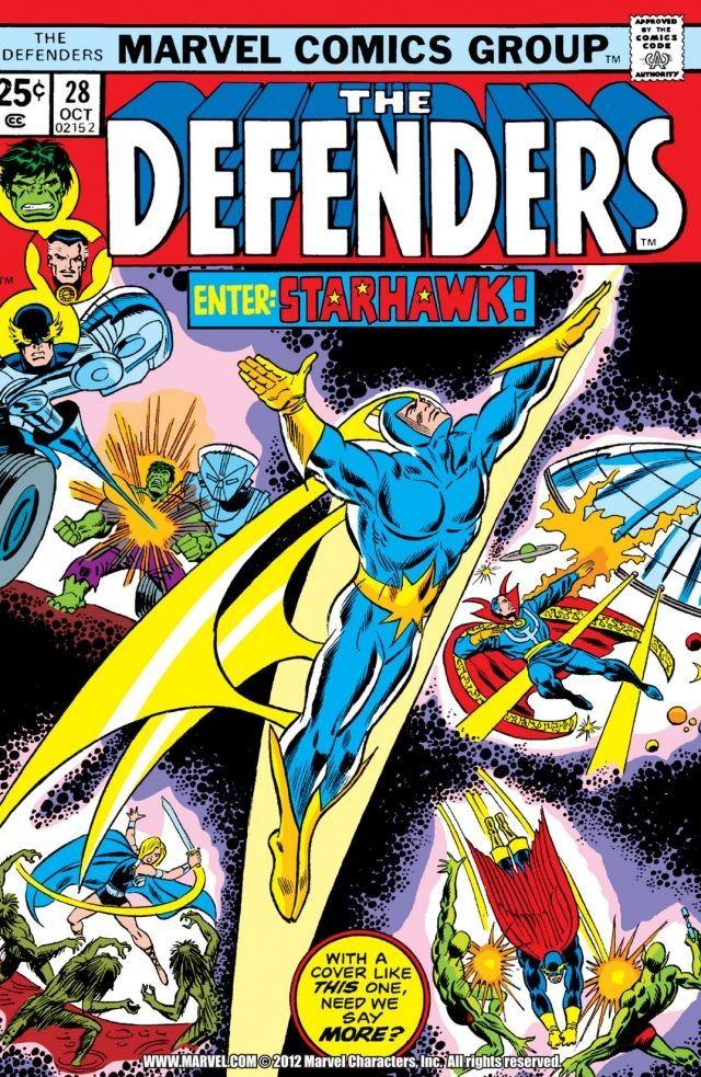 Defenders Marvel