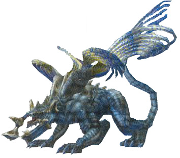 Guardian Beast Final Fantasy X 2 The Final Fantasy