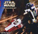 4487 Mini Jedi Starfighter & Slave I