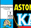 Astonishing Tales Vol 1 7