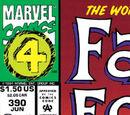 Fantastic Four Vol 1 390