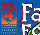 Fantastic Four Vol 1 406