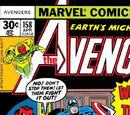 Avengers Vol 1 158