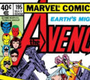 Avengers Vol 1 195