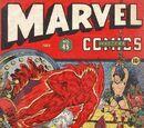 Marvel Mystery Comics Vol 1 45