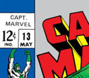 Captain Marvel Vol 1 13