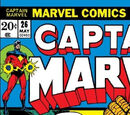 Captain Marvel Vol 1 26
