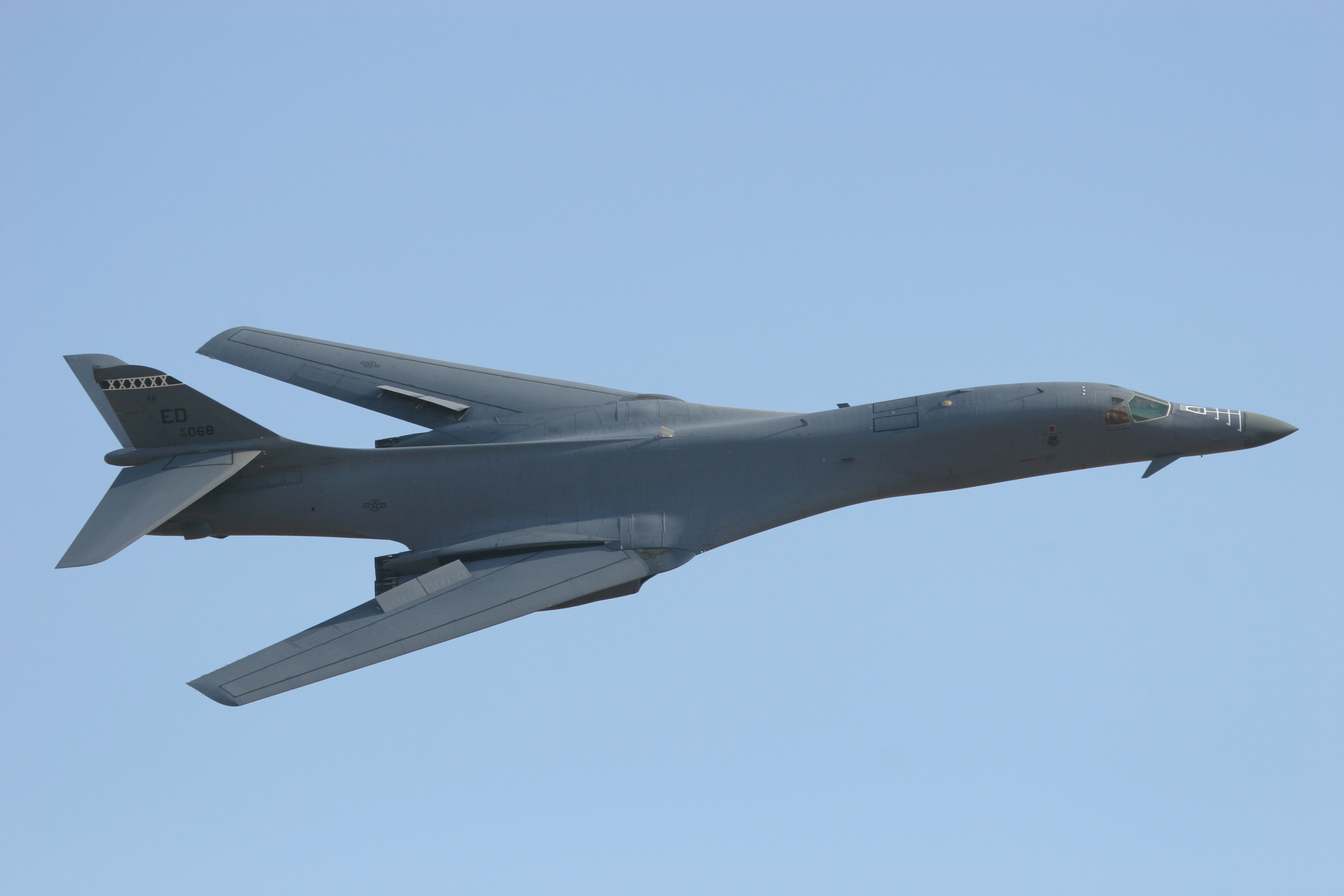 Rockwell B-1 Lancer - Military Wiki B1 Lancer Supersonic