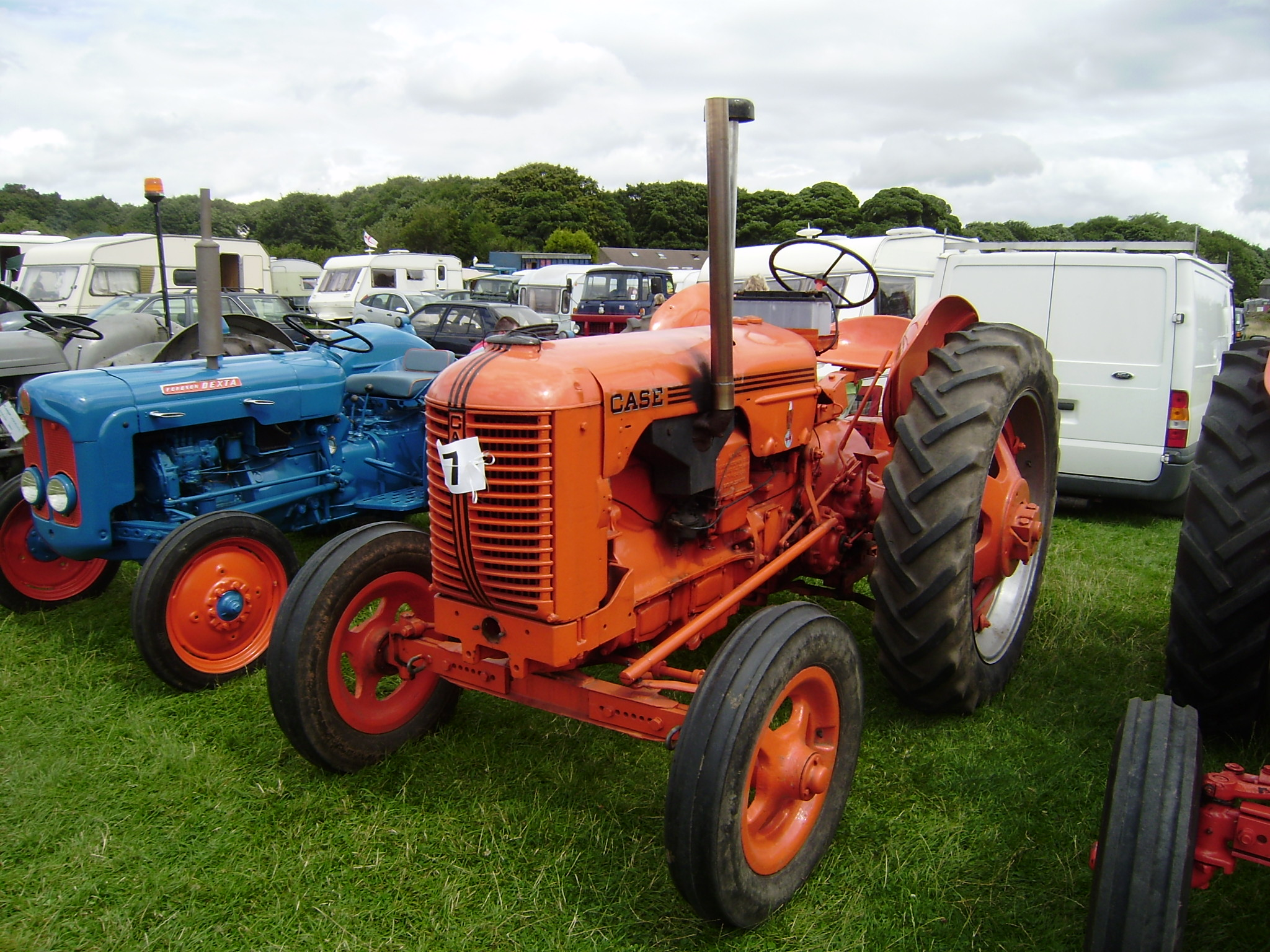 Case Tracked Tractors : Case corporation tractor construction plant wiki the