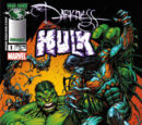 Darkness / Incredible Hulk Vol 1 1