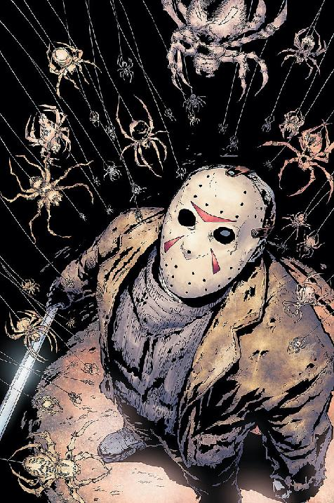 Friday The 13th Dc Comics Database