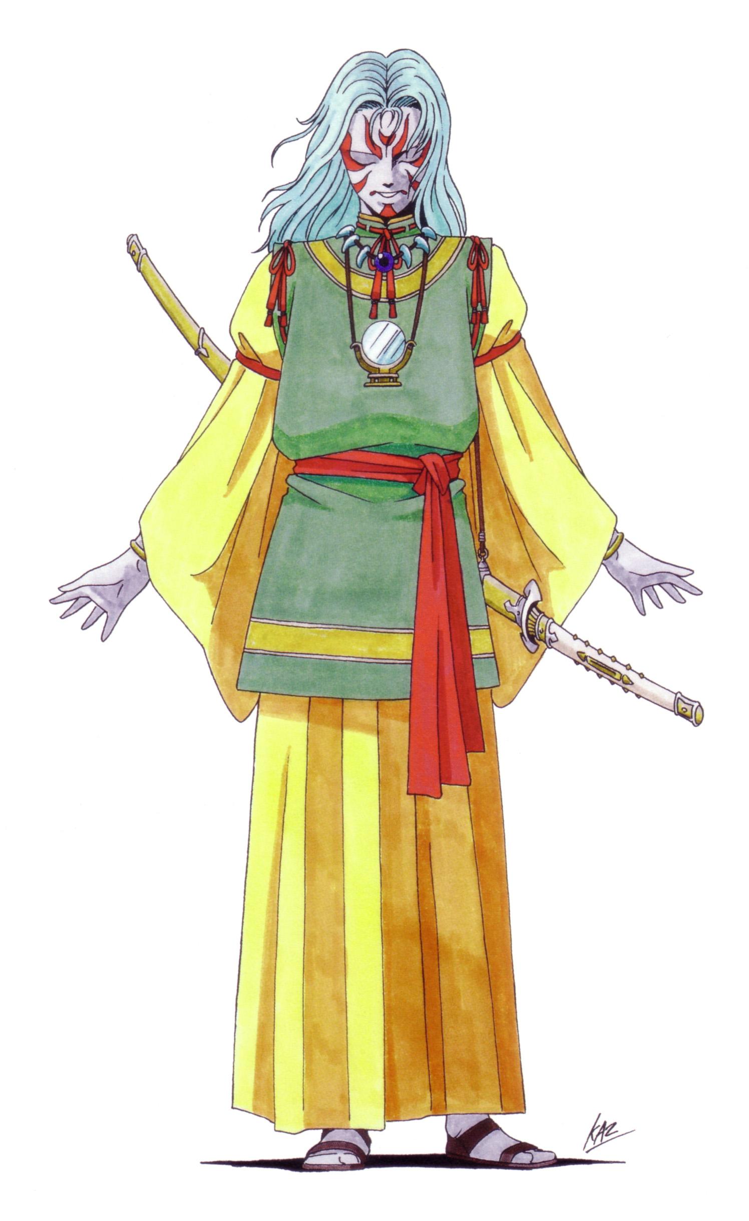Masakado Megami Tensei Wiki Demonic Compendium