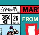 Kull the Destroyer Vol 1 26
