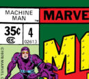 Machine Man Vol 1 4