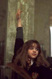HermioneHandUp