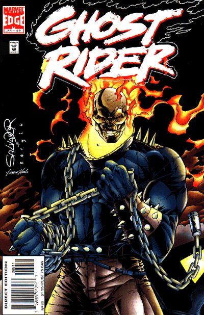 Pictures of Ghost Rider 3 Ghost Rider Vol 3 69