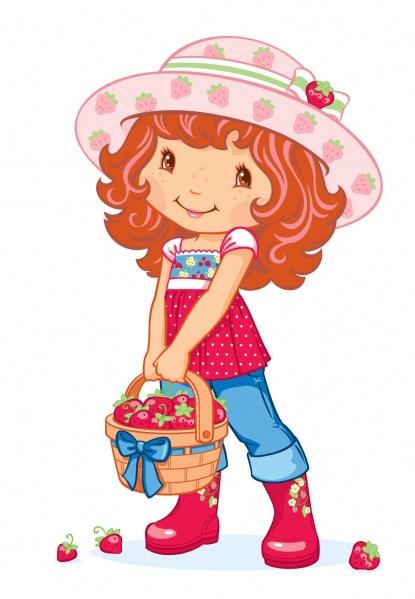Strawberry Shortcake (character) - Strawberry Shortcake Wiki