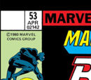 Marvel Premiere Vol 1 53
