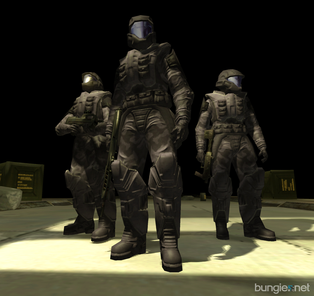 halo marine character models | Halo 5: Guardians | Forums