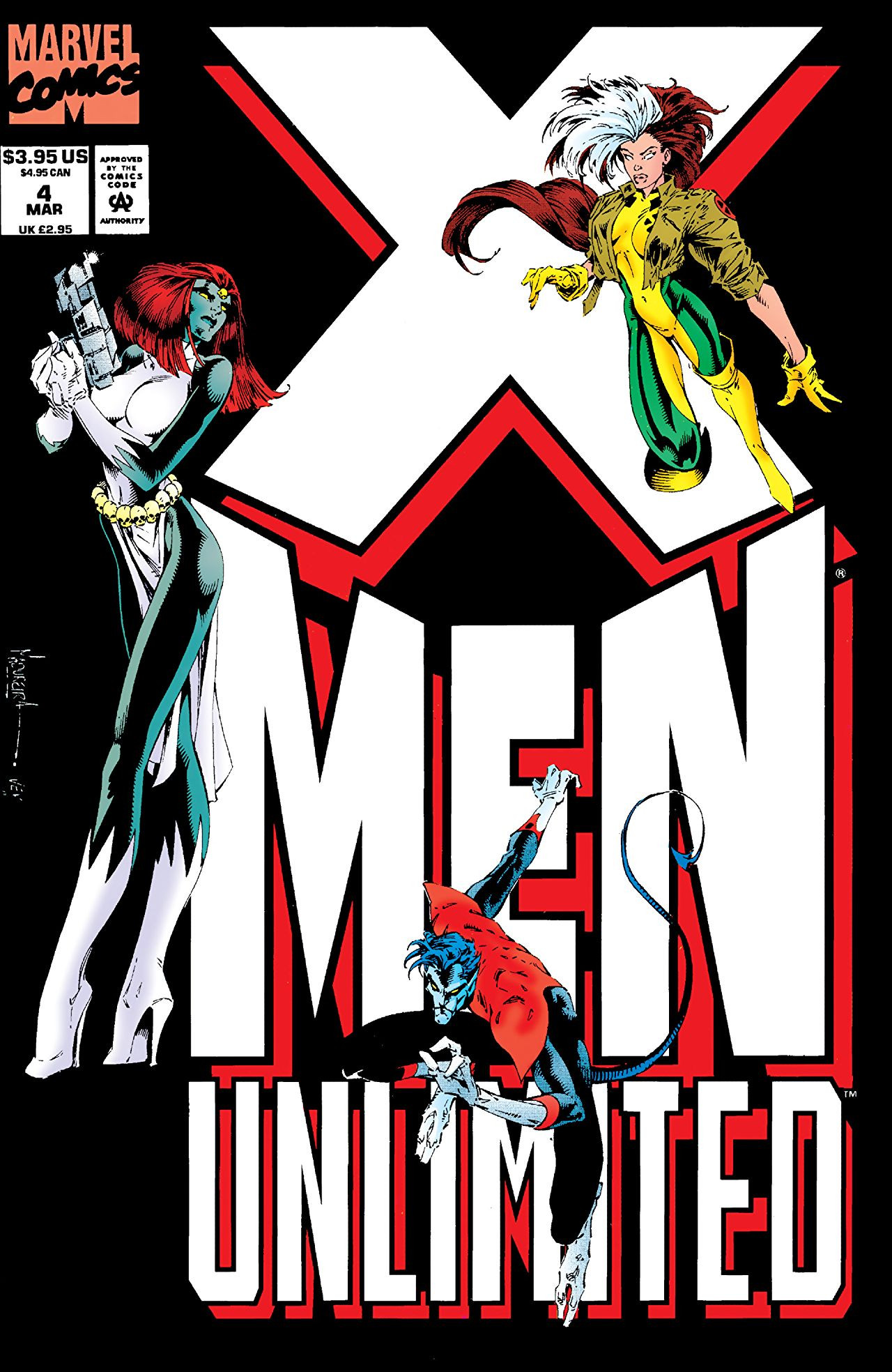 Men unlimited vol 1 4